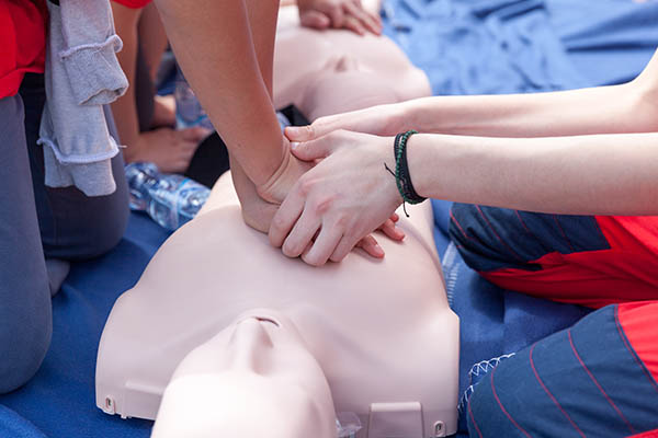 CPR Training Skills for New Alpha Homes Employees